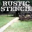 Rustic Stencil JNL
