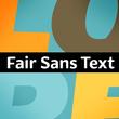 Fair Sans Text