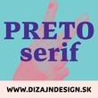 Preto Serif