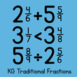 KG Traditional Fractions