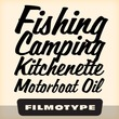 Filmotype Lakeside