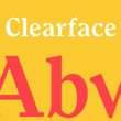 Monotype Clearface™