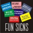 Fun Signs JNL