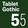 Tablet Gothic