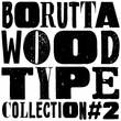 Wood Type Collection 2