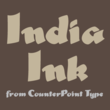 India Ink