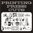 Printing Press Cuts JNL