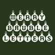 Merry Bauble Letters™