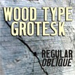 Wood Type Grotesk JNL
