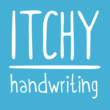 Itchy Handwriting
