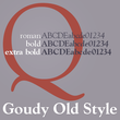 Goudy Old Style™