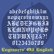 Engravers' Old English™