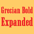 Grecian Bold Expanded