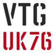 Vtg Stencil UK No 76™