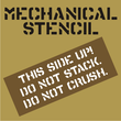 Mechanical Stencil JNL
