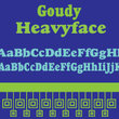 Goudy Heavyface™