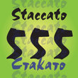 Staccato 555