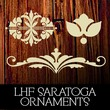 LHF Saratoga Ornaments™