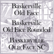 Baskerville Old Face™