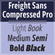 Freight Sans Compressed Pro™