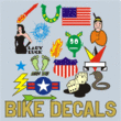 Bike Decals JNL
