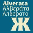 Alverata von Gerard Unger