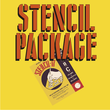 Stencil Package JNL