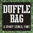 Duffle Bag JNL