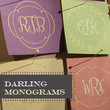 Darling Monograms™