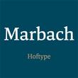 Marbach von Dieter Hofrichter