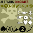 Altemus Dingbats