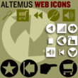 Altemus Web Icons