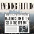 Evening Edition JNL