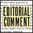 Editorial Comment JNL