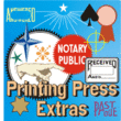 Printing Press Extras JNL