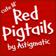 Red Pigtails AOE™