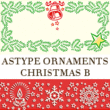 ASTYPE Ornaments Christmas B™