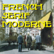 French Serif Moderne JNL