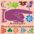 Antique Embellishments JNL