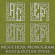 MFC Mouchoir Monogram™
