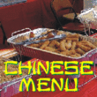 Chinese Menu JNL