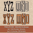 MFC Neuport Monogram™