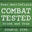 Combat Tested BTN