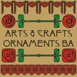 Arts And Crafts Ornaments BA