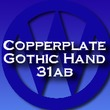 Copperplate Gothic Hand