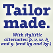Tailor™
