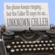 Unknown Caller BTN
