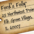 Ford's Folly™
