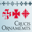 Crucis Ornaments