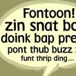 Fontoon